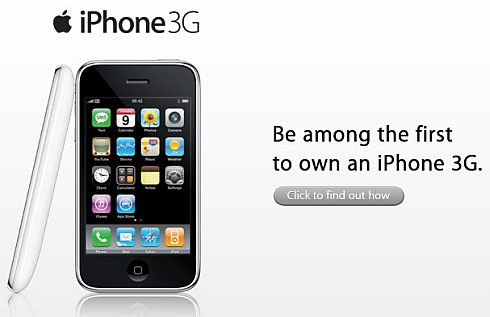 iPhone 3G Maxis