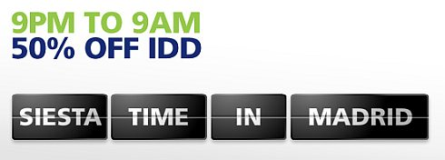 Maxis offers 50% off on IDD Calls, including IDD132