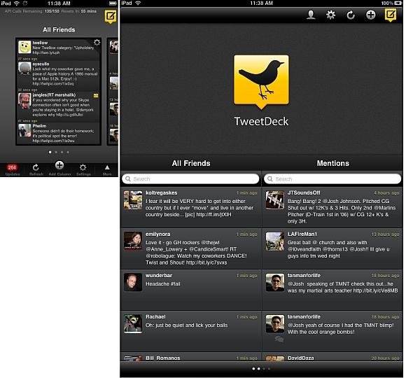 iPhone vs. iPad: 20-app mega-comparo