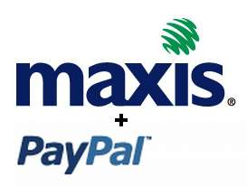 Maxis & PayPal to offer mobile payment