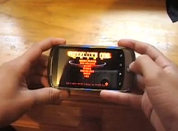 Quake III on Nexus One