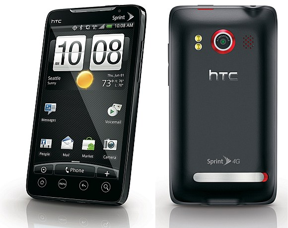 HTC EVO 4G might go out of US but looses WiMAX