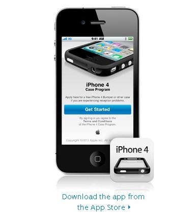 Apple starts iPhone 4 Case Program