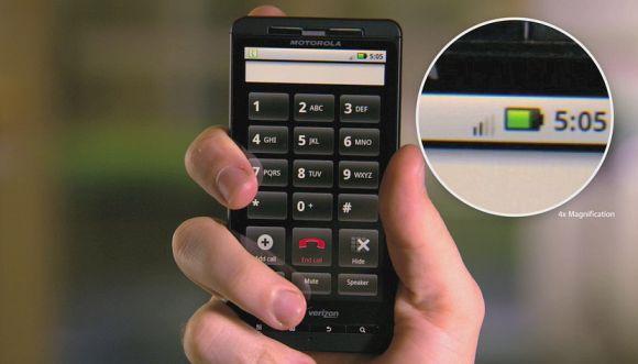 Antennagate: Apple adds Motorola Droid X