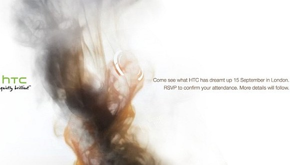 What is HTC launching September 15?