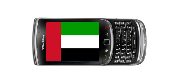 BlackBerry Ban: Visitors to the UAE will be cut out too
