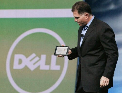 Dell to make 7 inch android tablet