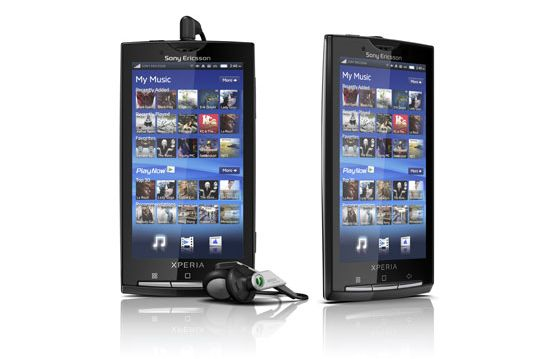 Sony Ericsson rolls out Android 2.1 update for Xperia X10 this Sunday