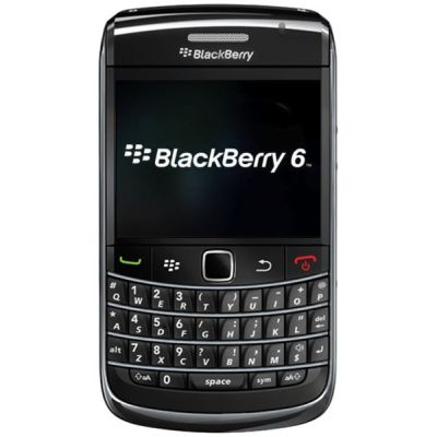 BlackBerry 6 OS leaked for Blackberry Bold 9700