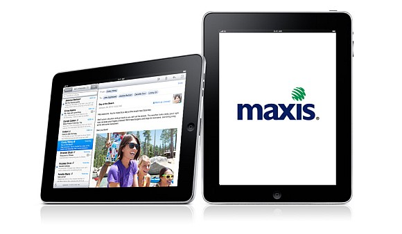 BREAKING: Maxis iPad data plans leaked