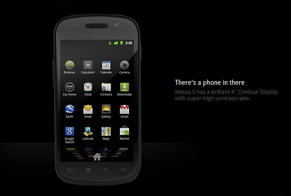 Russian bound Nexus S gets Super Clear LCD display instead of Super AMOLED