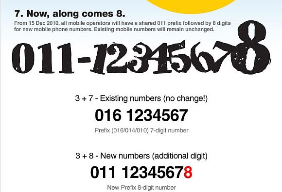 how to get a new mobile phone number
