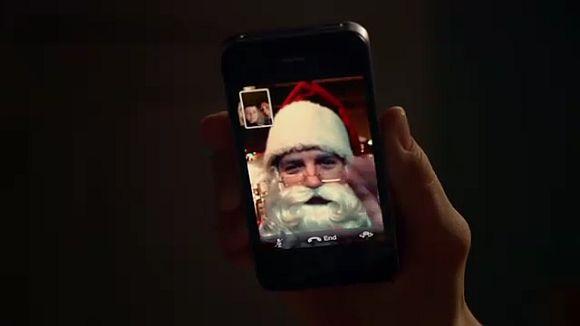 iPhone 4 Christmas ad really got us right at the mushy part