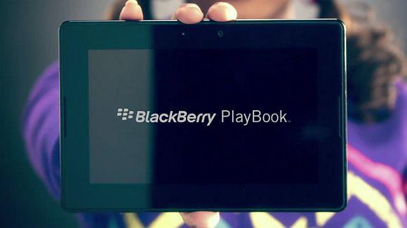 RIM releases BlackBerry PlayBook commercials