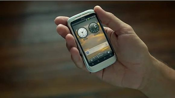 Is this HTC promo video actually a teaser video for the new Wildfire