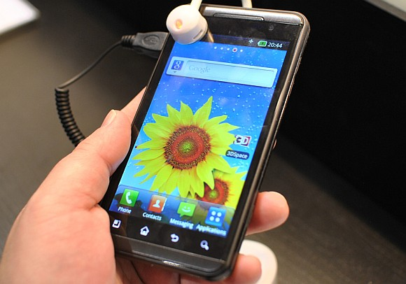 LG Optimus 3D with Dual Core, Dual Channel and Dual Memory