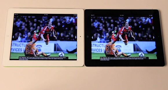 Would you like your iPad 2 Black? or White?