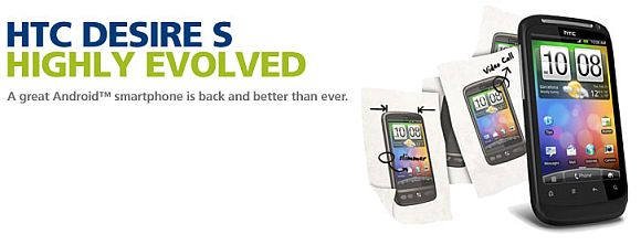 Maxis starts ROI for HTC Desire S