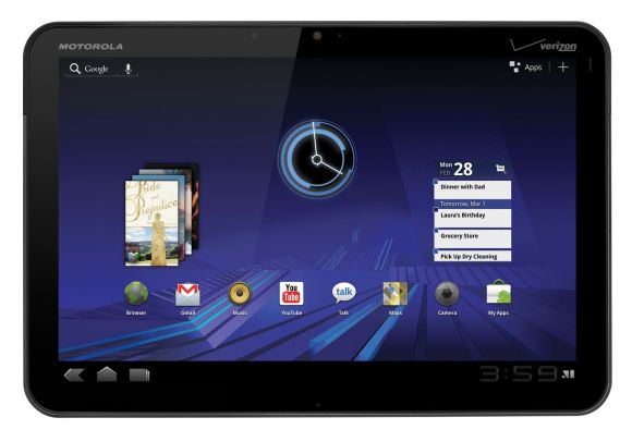 "Motorola Xoom Malaysia launch next week, ""just before"" iPad 2"