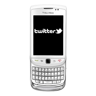 Official Twitter app for BlackBerry now available for download