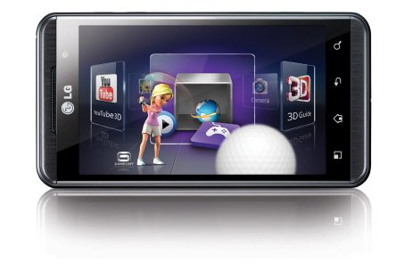 LG announces 3D Game Converter for Optimus 3D