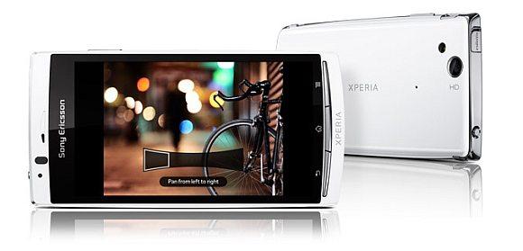 Sony Ericsson Xperia arc S with 1.4GHz processor