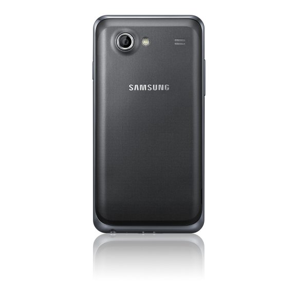Samsung officially reveals Galaxy S Advance