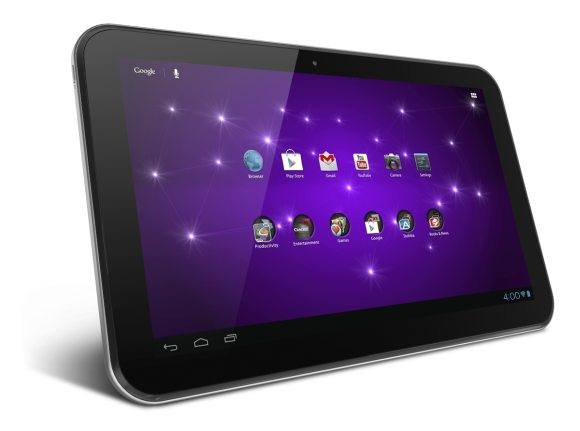 Toshiba reveals Excite tablets from 7.7″ up to 13.3″