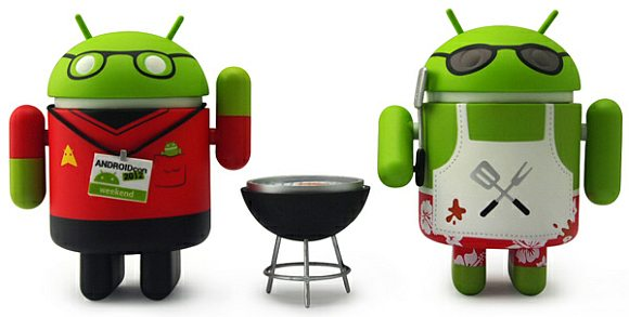 Android mini collectibles Series 3 teased, coming soon.
