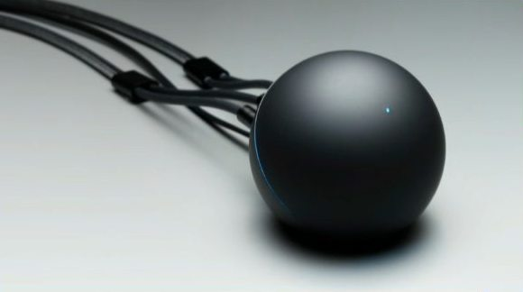 Google announces Nexus Q social streaming player