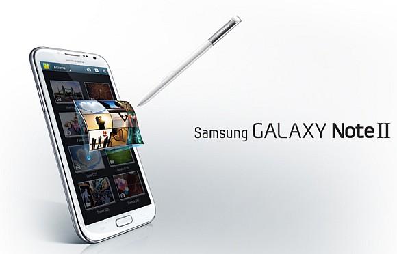 Samsung Galaxy Note II Guide