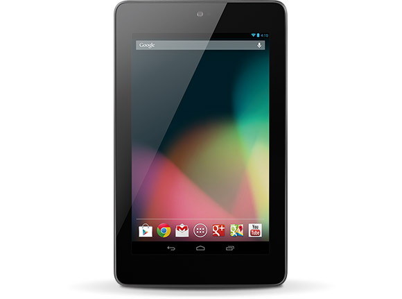 Nexus 7 now with mobile data & 32GB storage option