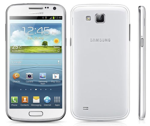 Samsung Galaxy Premier officially announced
