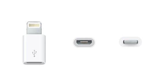 Apple micro USB