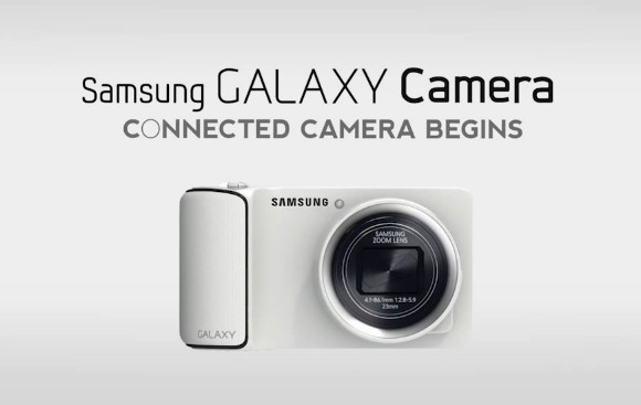 VIDEO: Samsung Galaxy Camera official walkthrough