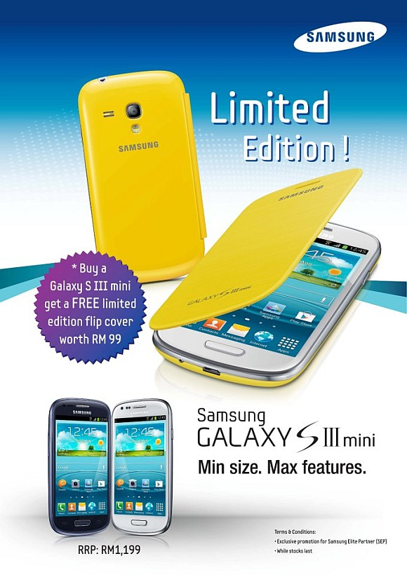 Samsung Galaxy S III mini now officially available with NFC supported