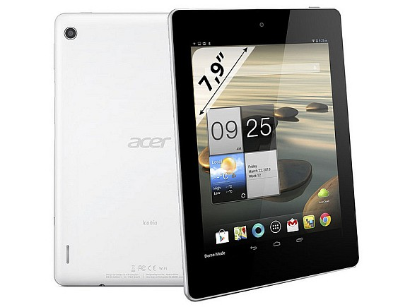 Details of purported new Acer 7.9″ tablet revealed