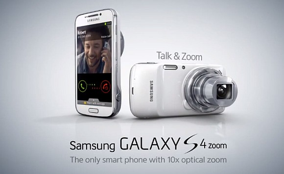 Samsung Galaxy S4 Zoom Review - SlashGear