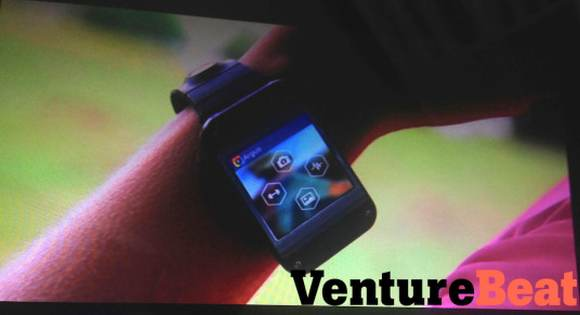 Purported Galaxy Gear Smart Watch gets leaked ahead of launch
