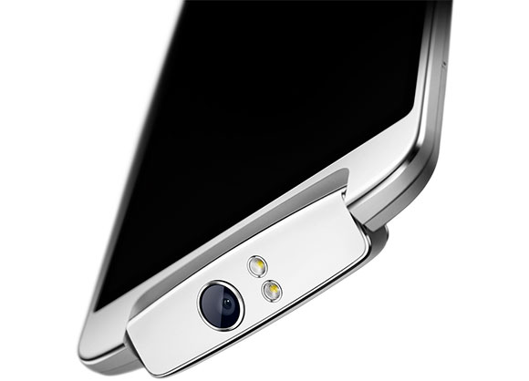Oppo N1 MEMS Camera