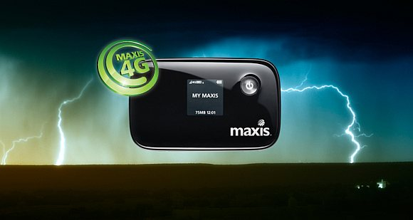 Maxis now offers free 4G LTE Cat 4 MiFi on contract