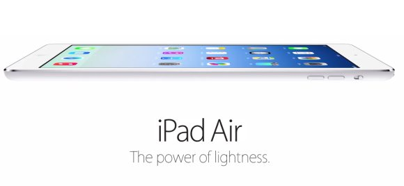 Apple announces iPad Air & iPad mini with Retina Display