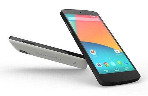 Google Nexus 5 with Android 4.4 is Now Official