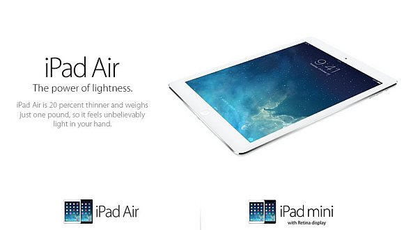 DiGi starts registration of interest for iPad Air & iPad Mini with Retina Display