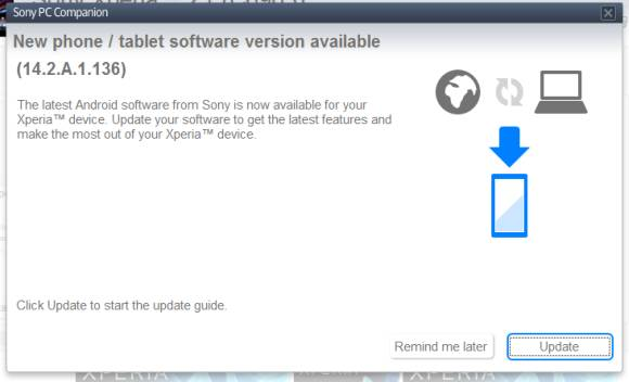 Sony rolls out software update for Xperia Z1 & Z Ultra, offering display white balance settings and stability fixes