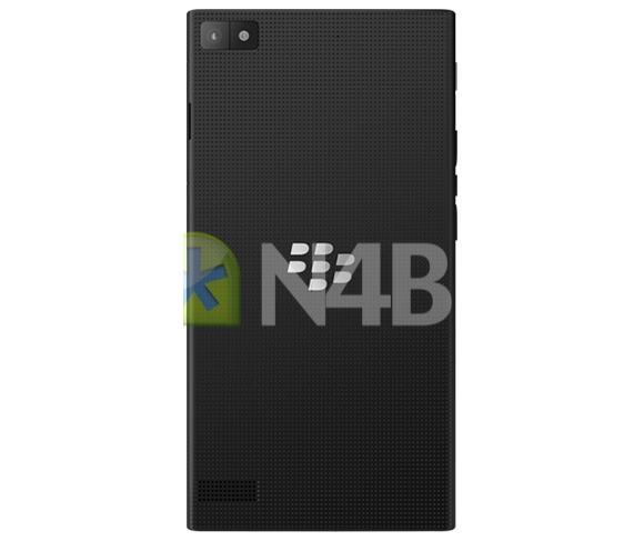 Purported BlackBerry Z3 aka Jakarta smart phone gets leaked
