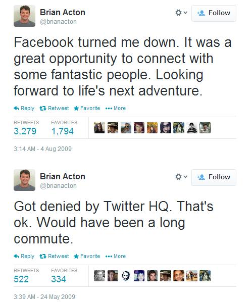His Job Application was Rejected by Twitter and Facebook, this man created WhatsApp