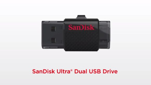 A thumbdrive for your phone: The SanDisk Ultra Dual is now available in Malaysia