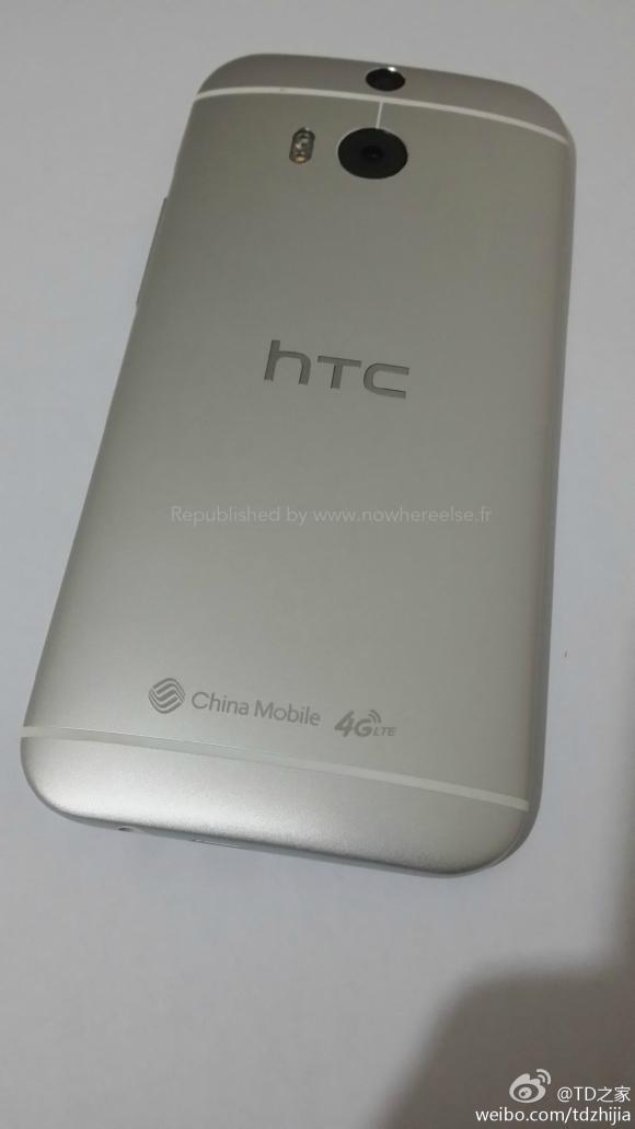 Clearer shots of All new HTC One surfaced