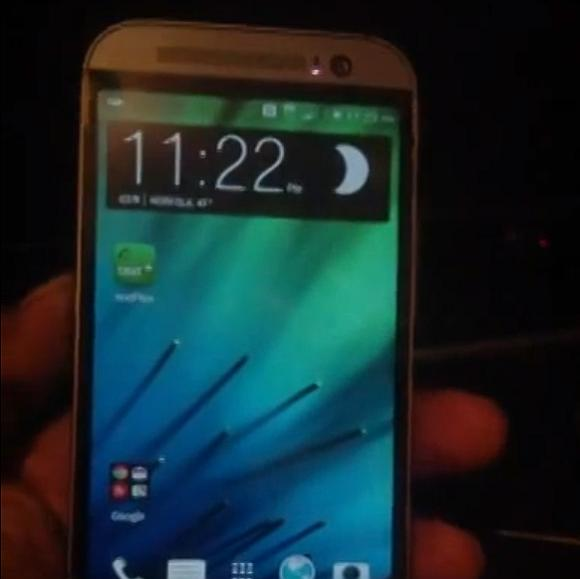 All new HTC One gets leaked again in video hands-on
